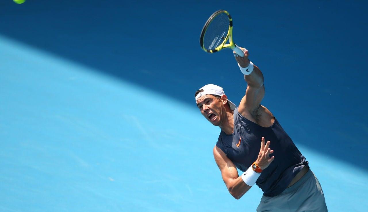 Rafa Nadal - Hugo Dellien: Horario y dónde ver el partido de tenis | Open de Australia 2020