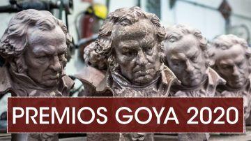 Premios Goya 2020: Fecha y horario de la gala de los Goya