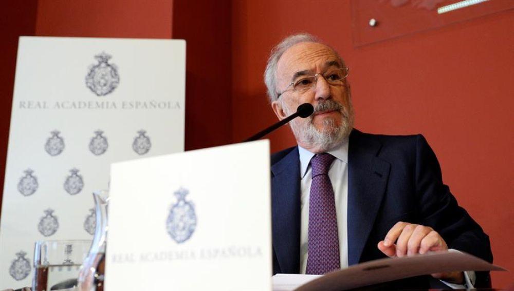Santiago Muñoz, director de la RAE.