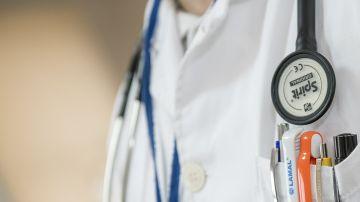 Imagen de archivo de personal sanitario