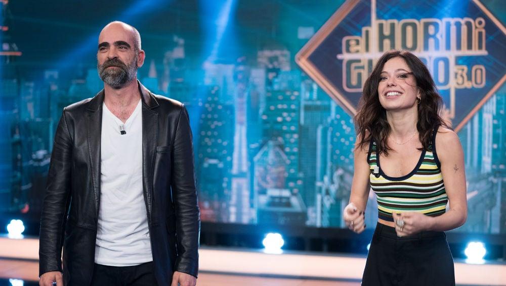 Revive la entrevista completa de Anna Castillo y Luis Tosar en 'El Hormiguero 3.0'