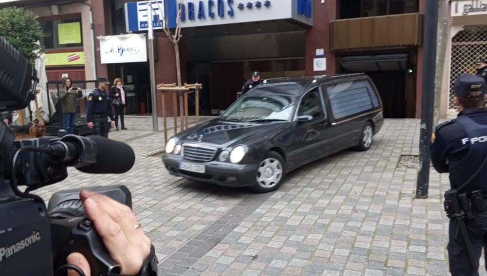Aparece el cadáver de una niña en un hotel de Logroño