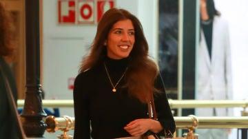 Karelys Rodríguez, de compras por Madrid