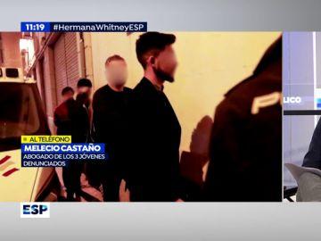 Violación grupal en Murcia