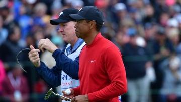 Tiger Woods, en el 'Farmers Insurance Open' de San Diego