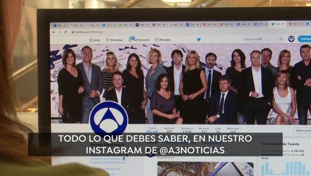 Día del Community Manager: Así te contamos actualidad de Antena 3 Noticias en redes sociales