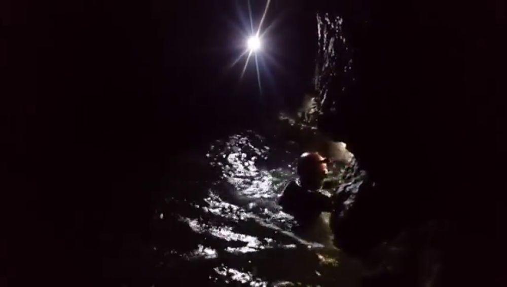 Alertan de que un hombre pide auxilio en una cueva de Mallorca cuando en realidad es el sonido del viento