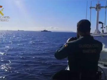 Hallan un cuerpo flotando en la zona de búsqueda del pesquero Rua Mar