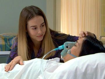 Las emotivas palabras de Luisita a su madre