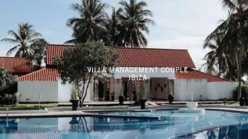 Oferta de trabajo: Más de 2.000 euros al mes por cuidar una lujosa villa de Ibiza
