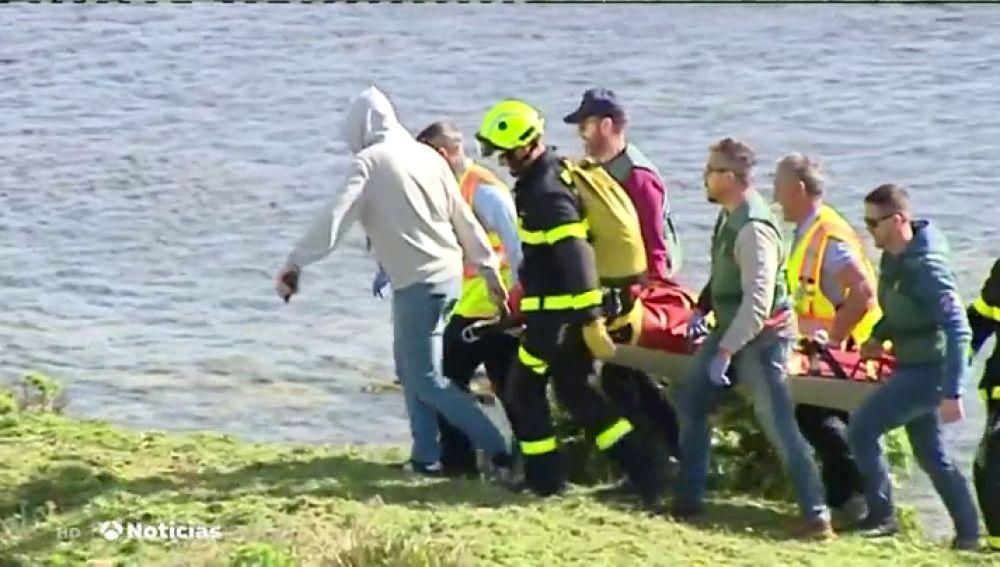 Aparece en la playa de Tarifa el cuerpo de un segundo tripulante del Rúa Mar