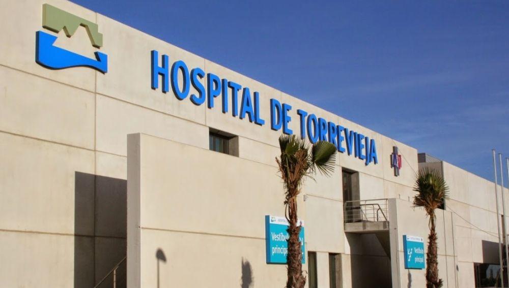 El Hospital de Torrevieja en una imagen de archivo
