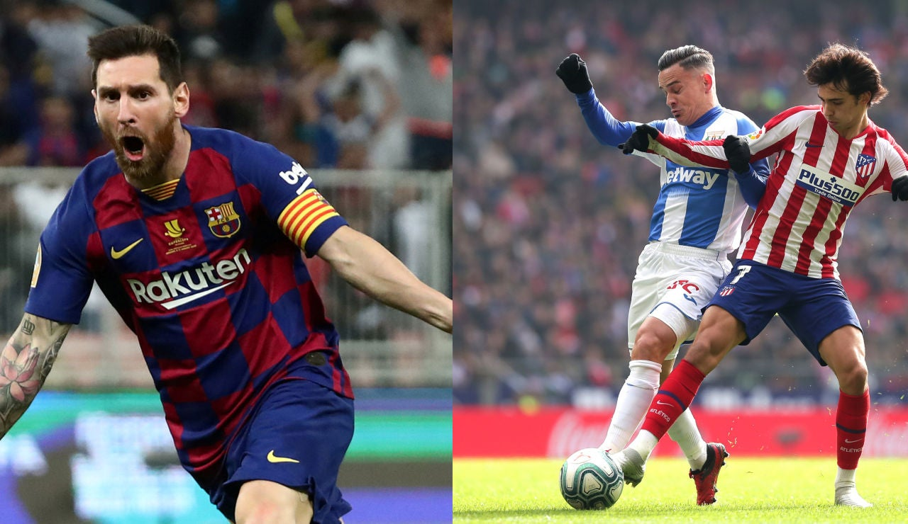 Barcelona - Leganés: alineaciones, horario y dónde ver el partido de Copa del Rey