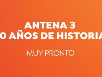 Muy pronto, emociónate con el especial 'Antena 3, 30 años de historia'