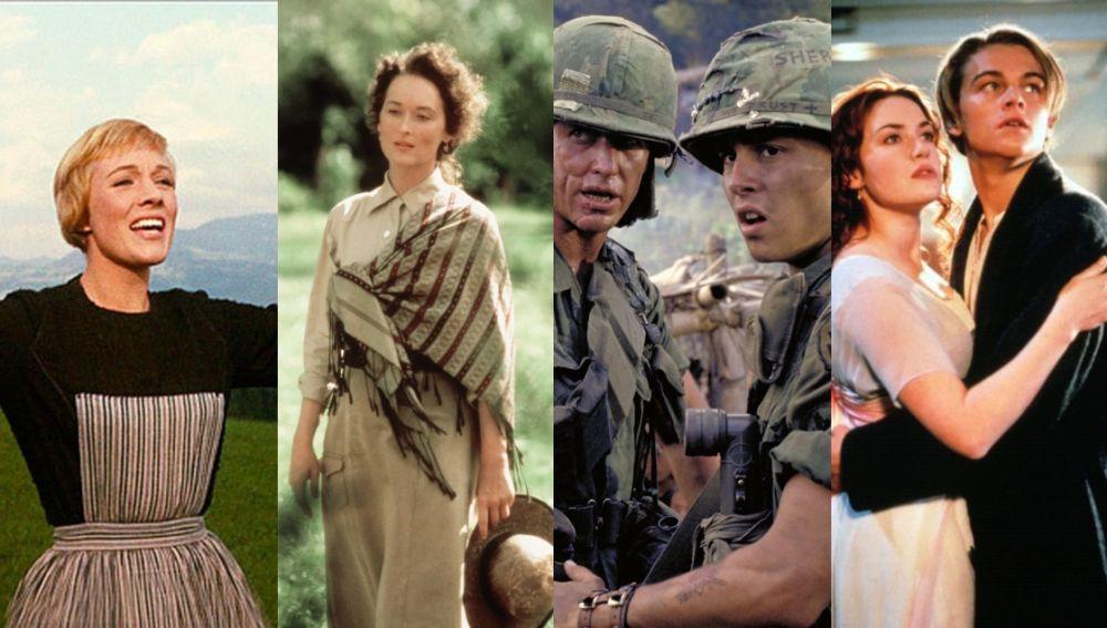 Películas ganadoras de Oscar