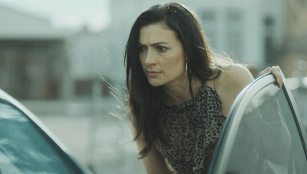 La radical amenaza de Milena a Pablo, el director de su nueva serie