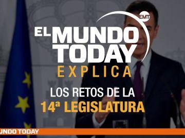 Retos de la 14ª legislatura