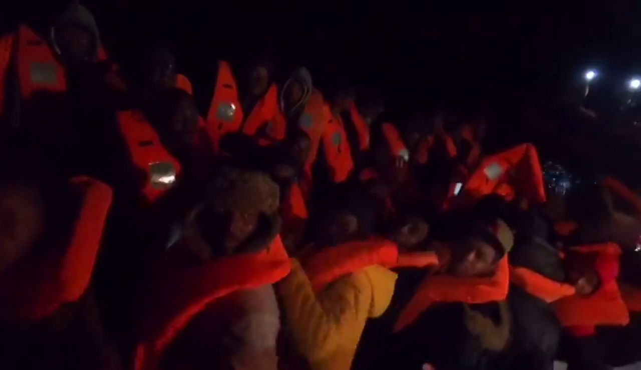 El Open Arms rescata a 158 inmigrantes en pocas horas en el Mediterráneo
