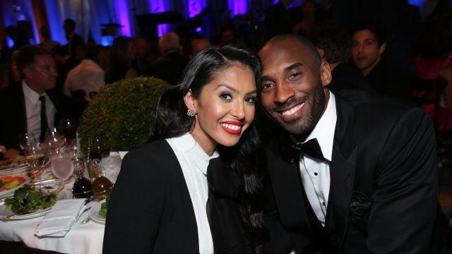 Kobe Bryant y Vanessa Laine
