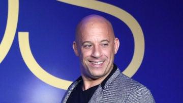 El actor Vin Diesel
