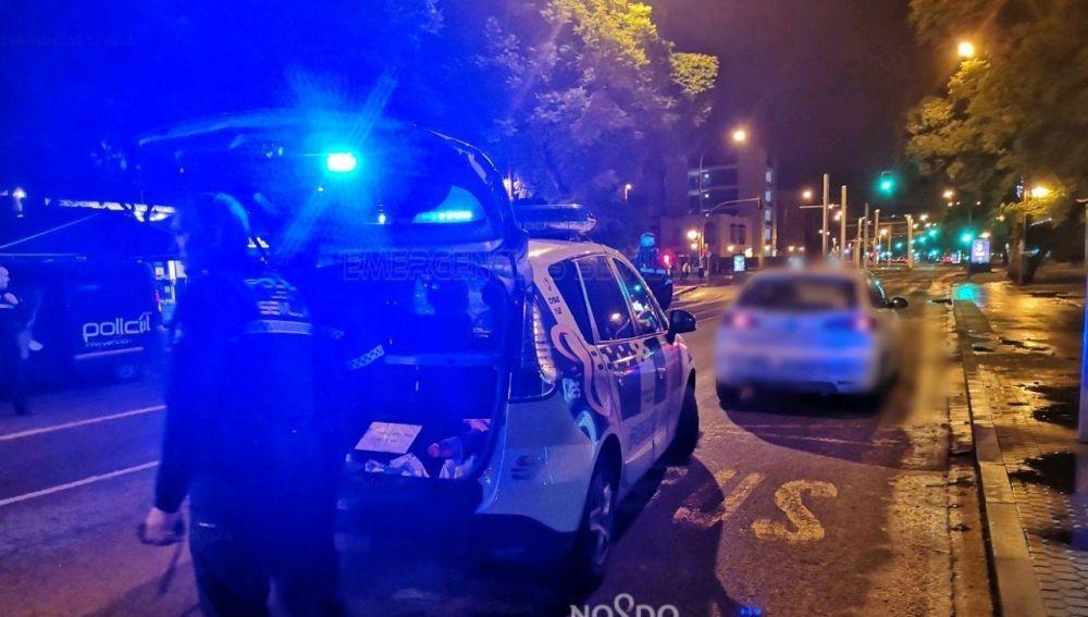 Policía de Sevilla