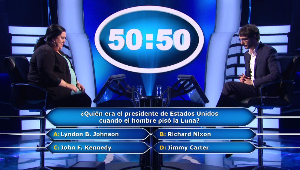 """""""Es el momento más tenso que he vivido en ningún concurso"""": La confesión de Gloria en '¿Quién quiere ser millonario?'"""