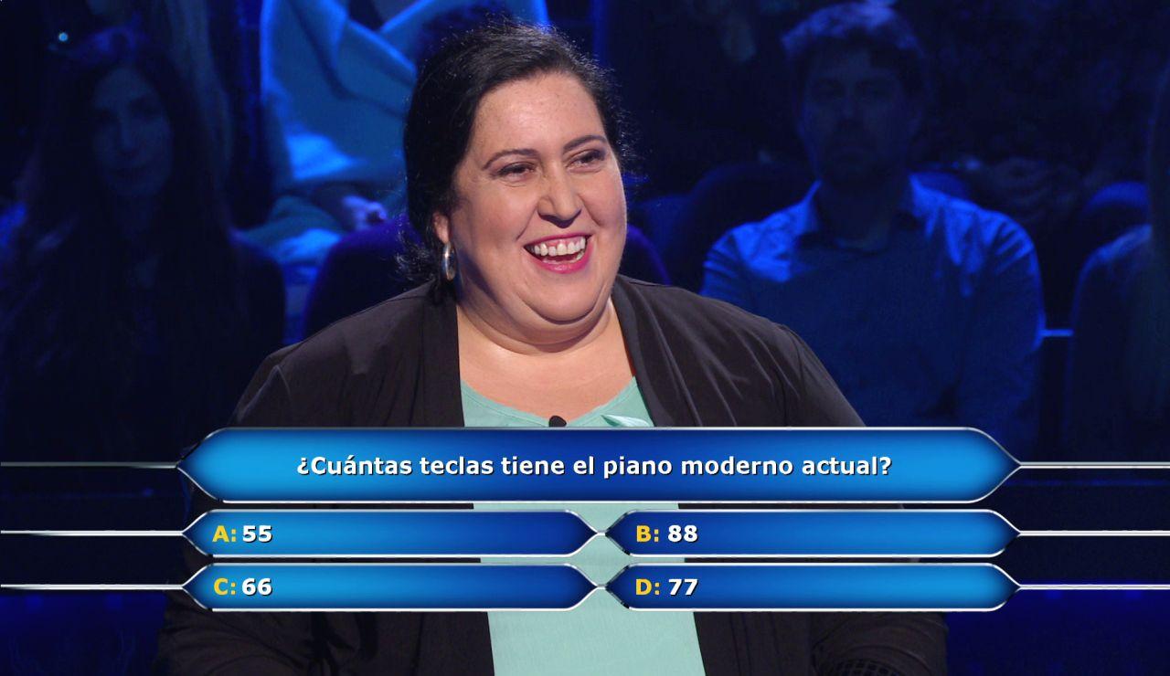 El flashback estilo 'Slumgod millionaire' de Gloria en '¿Quién quiere ser millonario?'