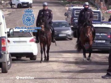 Un hombre logra escapar de un zulo en el que permaneció retenido 36 horas en Madrid