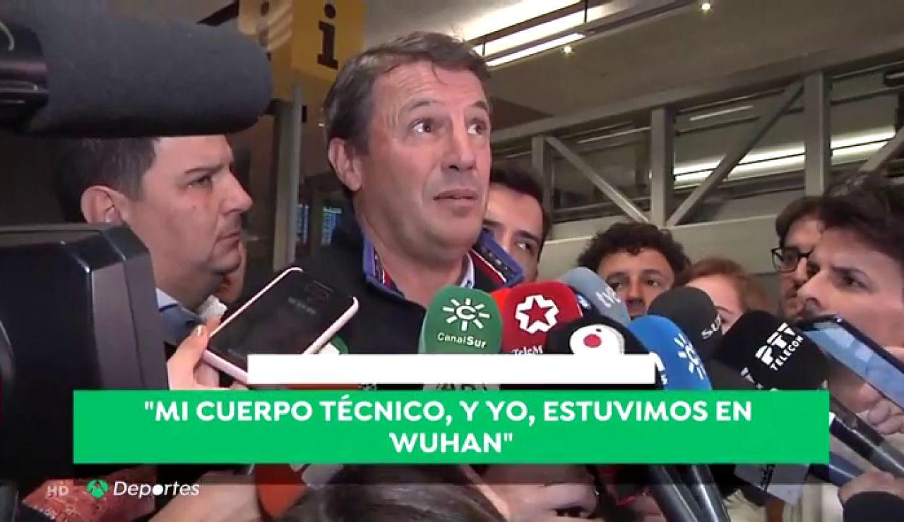 """Miedo en Sotogrande por la llegada del Wuhan FC: """"No son virus andantes"""""""