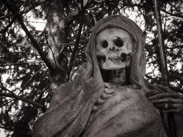 Un esqueleto (Archivo)
