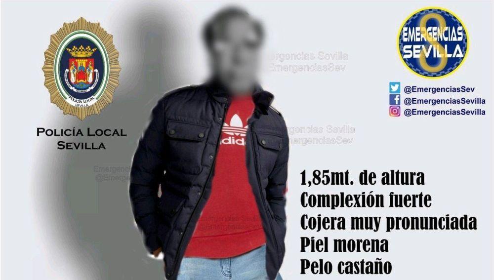 Agresor sexual detenido en Sevilla