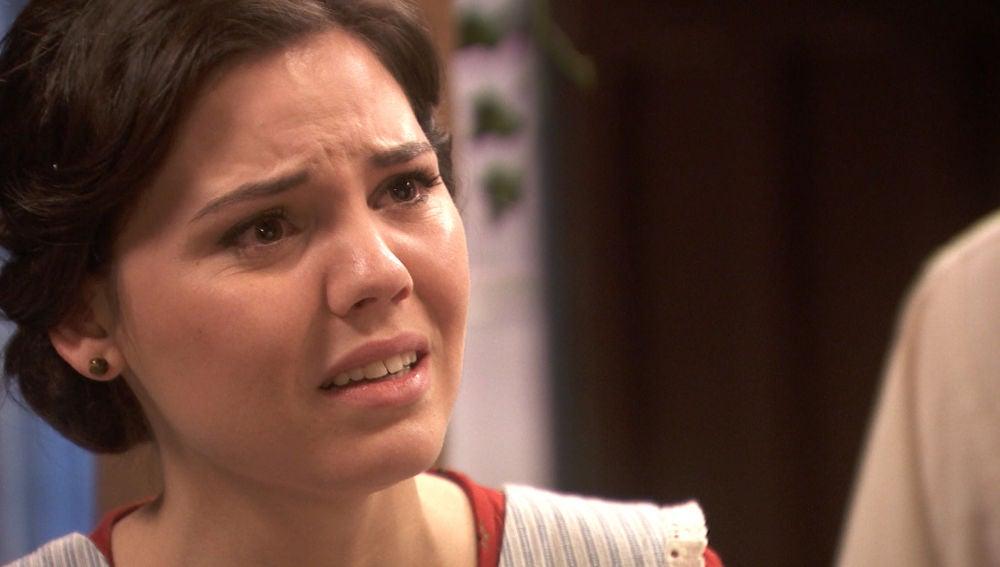 Marcela reconoce su historia de amor con Tomás de los Visos