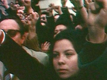 Manifestación multitudinaria del 24 de enero de 1977 por los atentados de Atocha