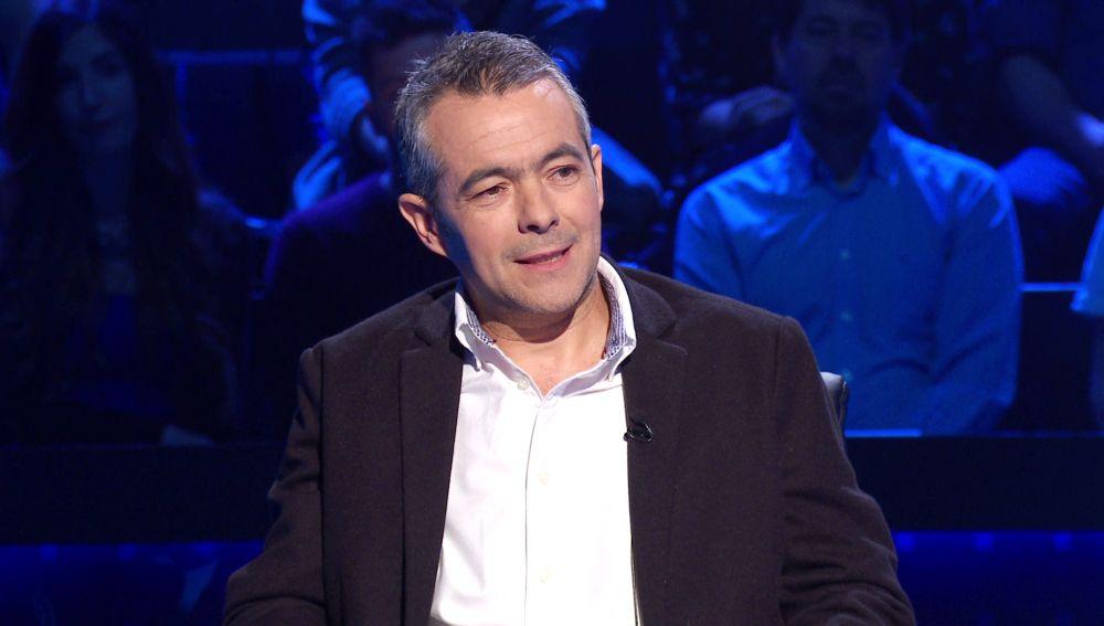 Juanpe describe en '¿Quién quiere ser millonario?' lo que se siente al ganar 1,6 millones de euros
