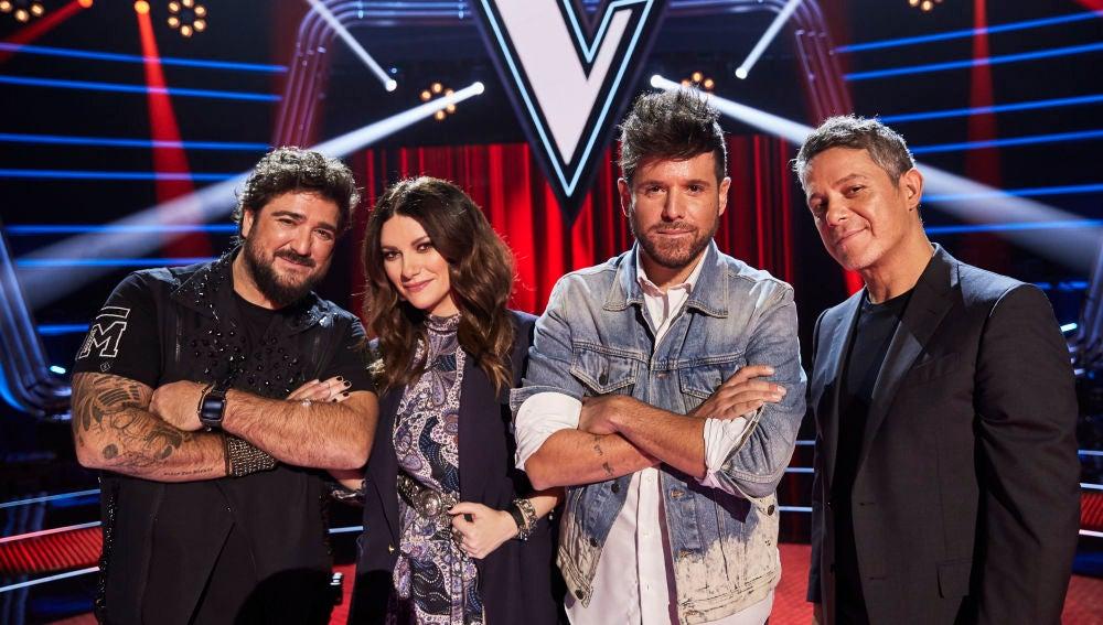Antena 3 prepara la edición más competitiva de 'La Voz', el talent show más visto de 2019