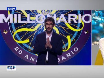 '¿Quién quiere ser millonario?'