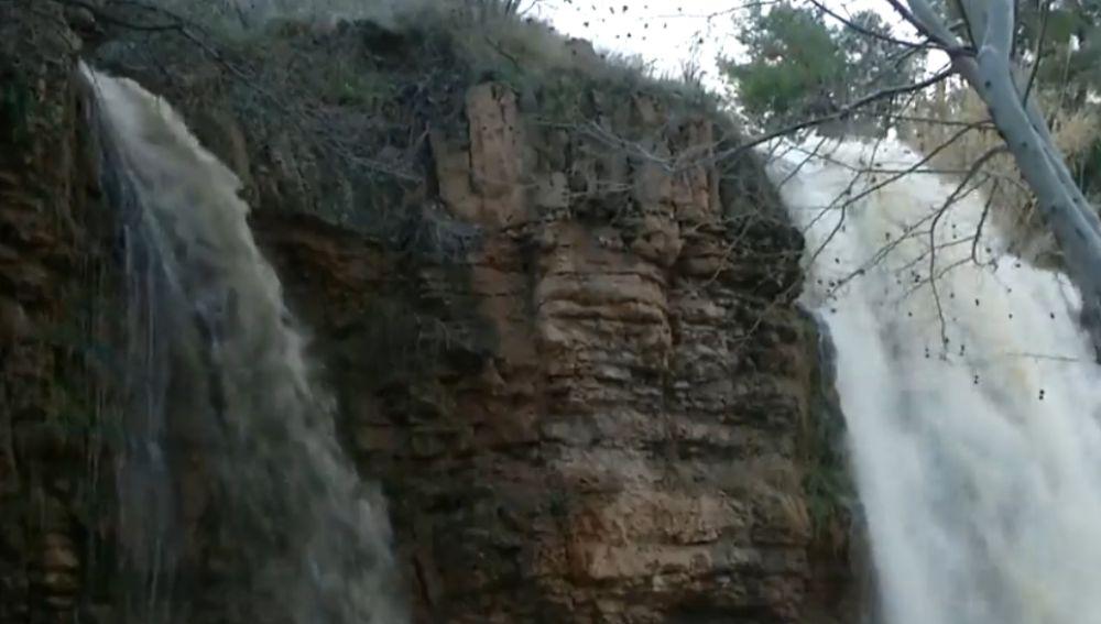 Aviso en Aragón y Galicia por el desbordamiento de varios ríos
