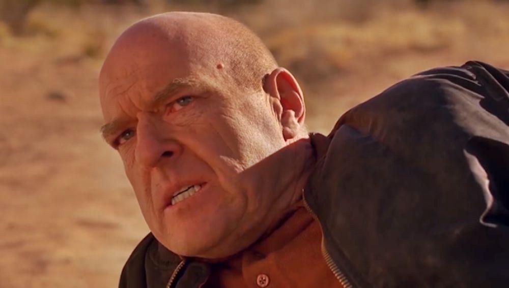Dean Norris como Hank en 'Breaking Bad'