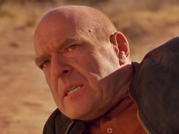 Dean Norris como Hank en 'Breaking Bad'