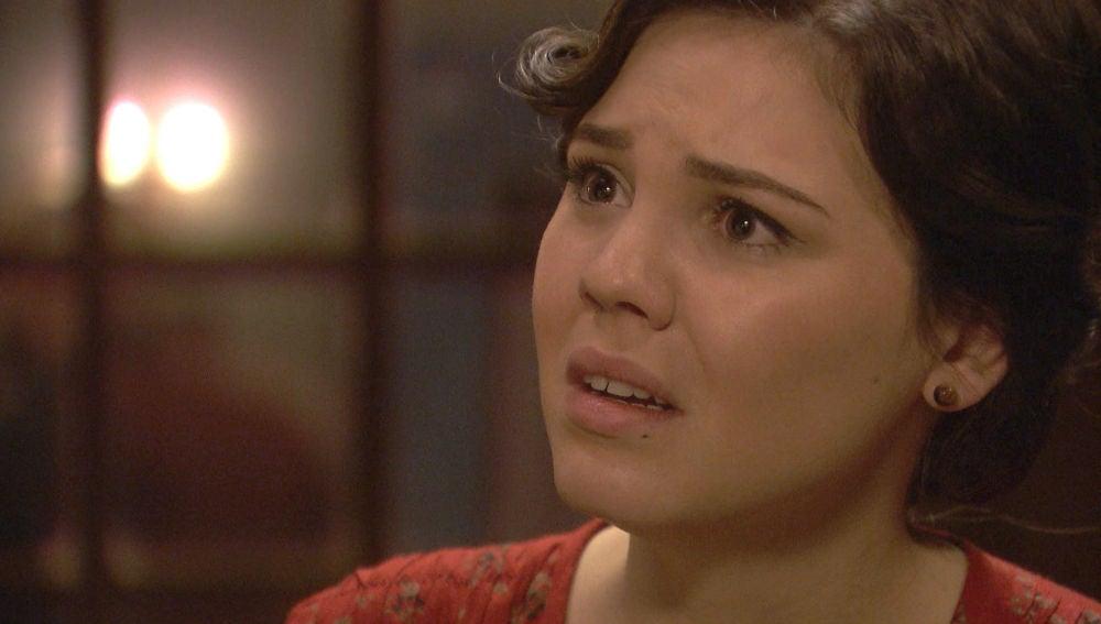 Marcela se rasga el corazón para recuperar a Matías