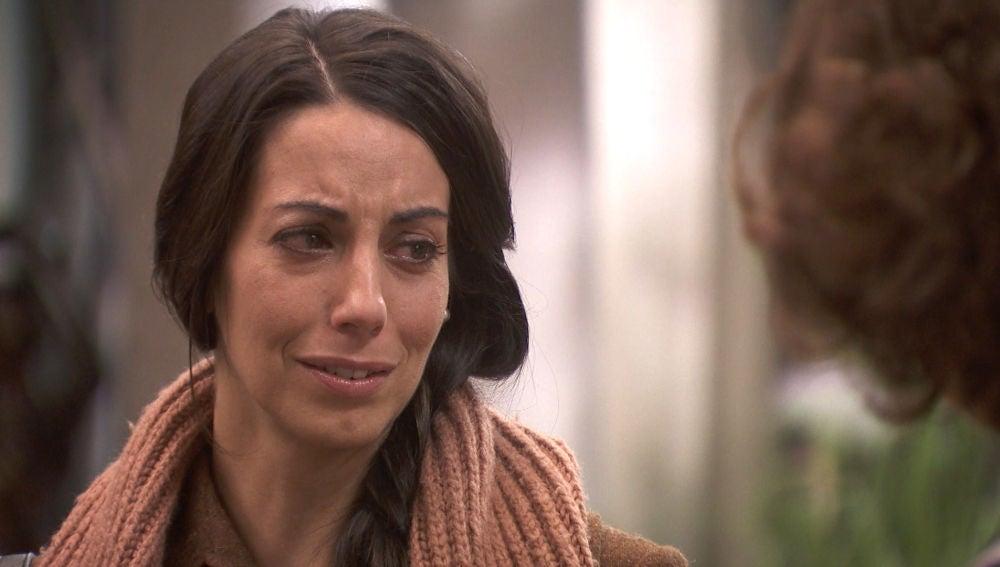 Manuela se derrumba al contar su terrible enfermedad