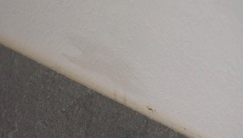 Cómo eliminar las manchas de grasa de la pared de casa por menos de 1€