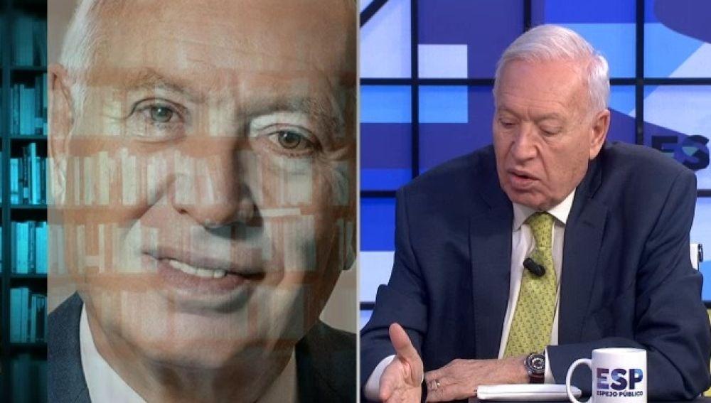 Margallo presenta libro