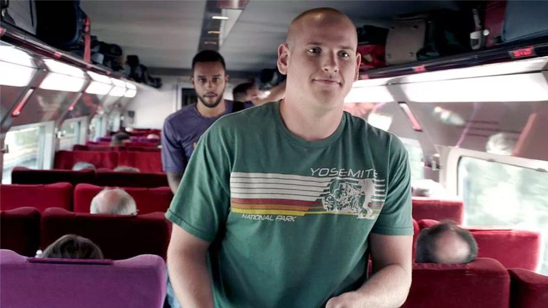 Cine: 15:17 tren a París