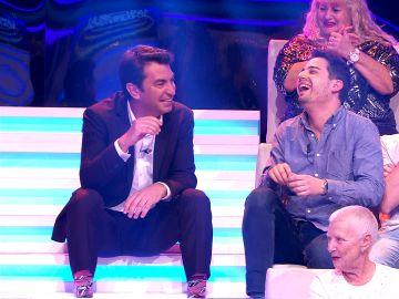 El gran secreto de Arturo Valls en '¡Ahora caigo!' sale a la luz: ¿Por qué sus chistes hacen gracia?
