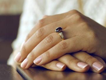 La forma de uñas que va con tus manos