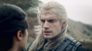 Henry Cavill como Geralt de Rivia en 'The Witcher'