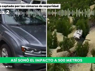 Sale a la luz un nuevo sonido del impacto del helicóptero de Kobe Bryant a solo 500 metros del lugar