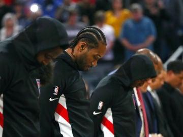 Silencio por la muerte de Kobe Bryant