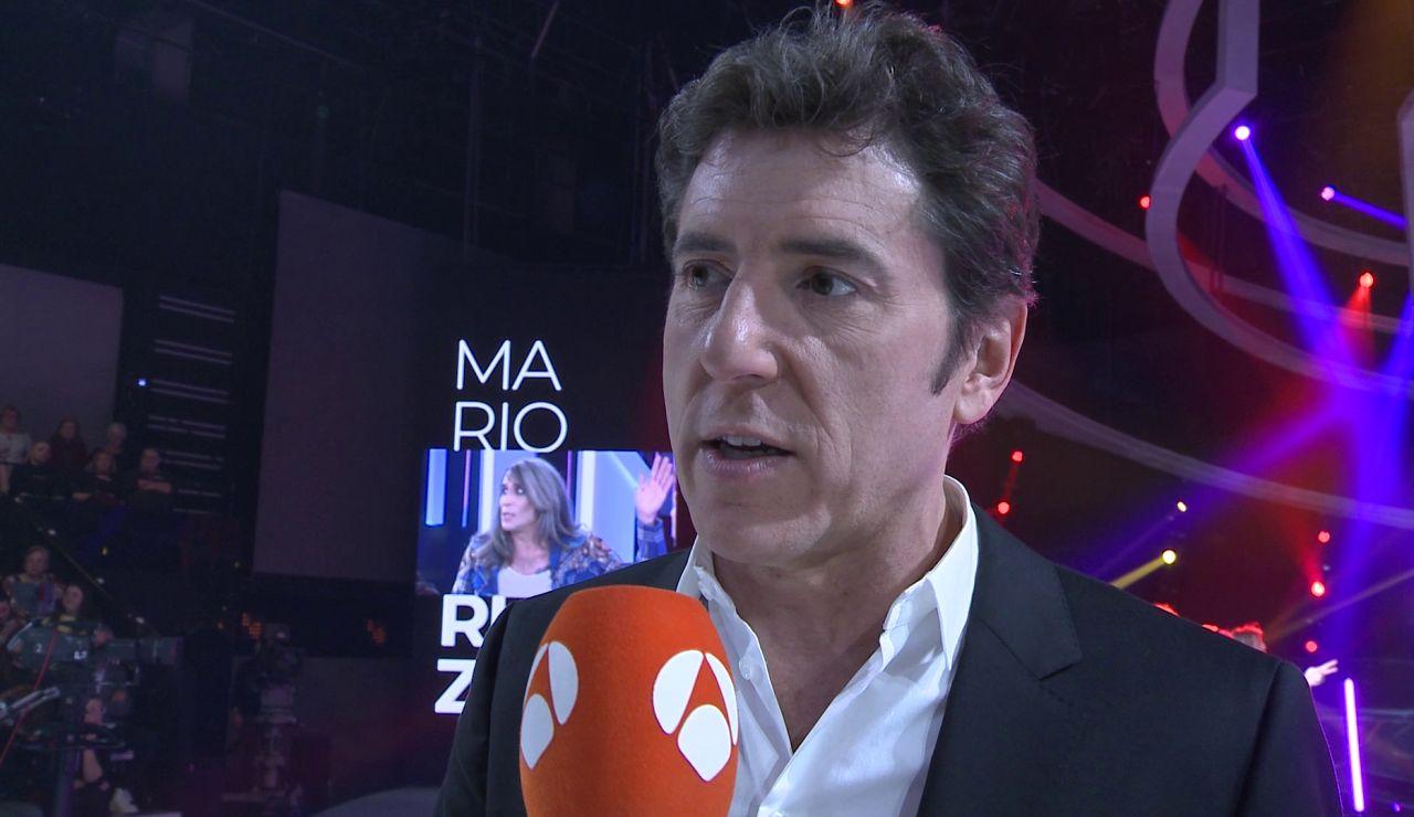 El bonito homenaje de Manel Fuentes a Jesús Hermida por el 30 aniversario de Antena 3